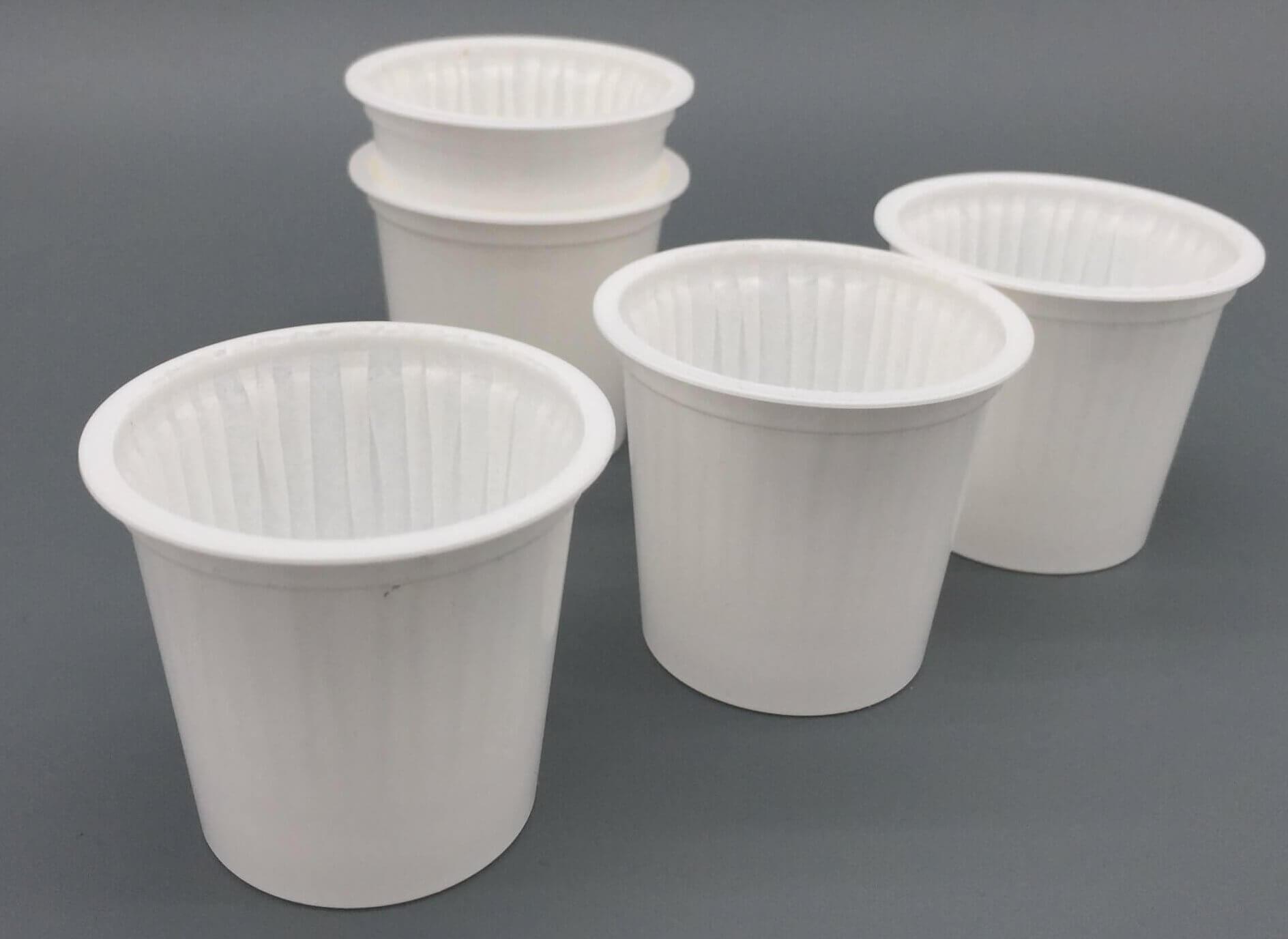 empty K cups for keurig capsules