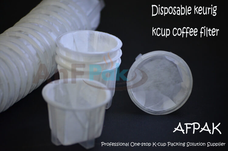 K cup filters