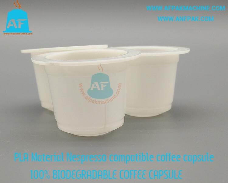 Bio coffee capsule
