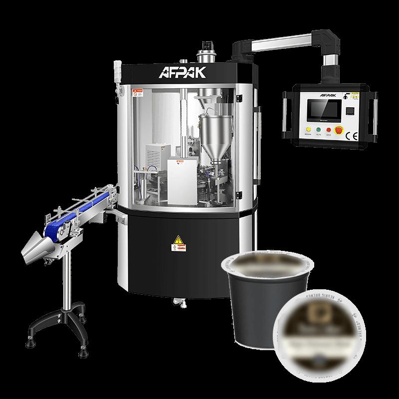 RN1S K-cup-filling-sealing-machine