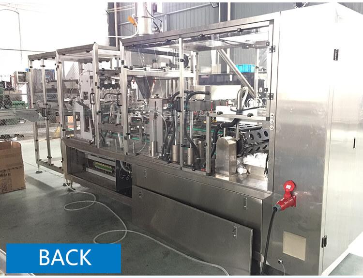 Lavazza filling machine