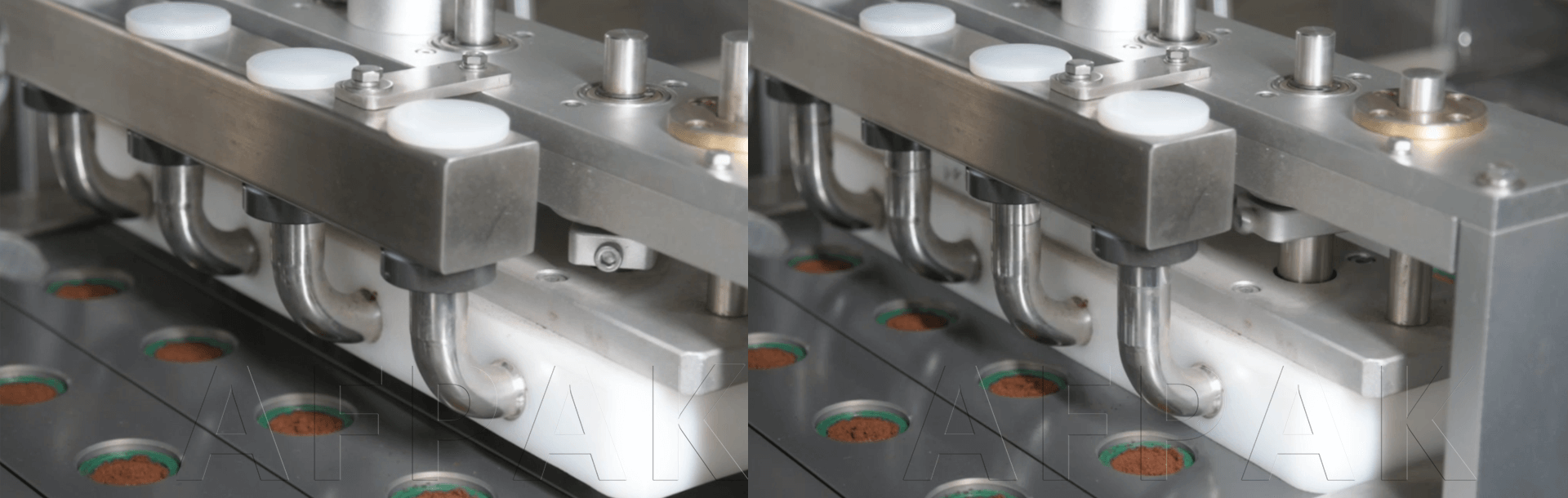 clean-the-capsules-edge-of-coffee-capsule-packing-machine