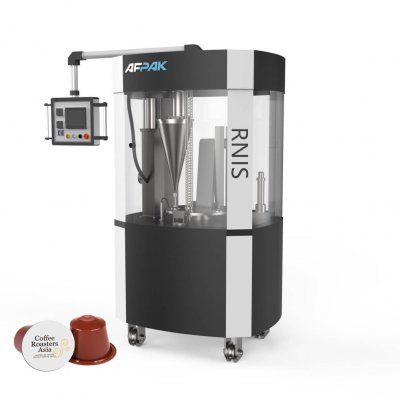 coffee capsule filling machines