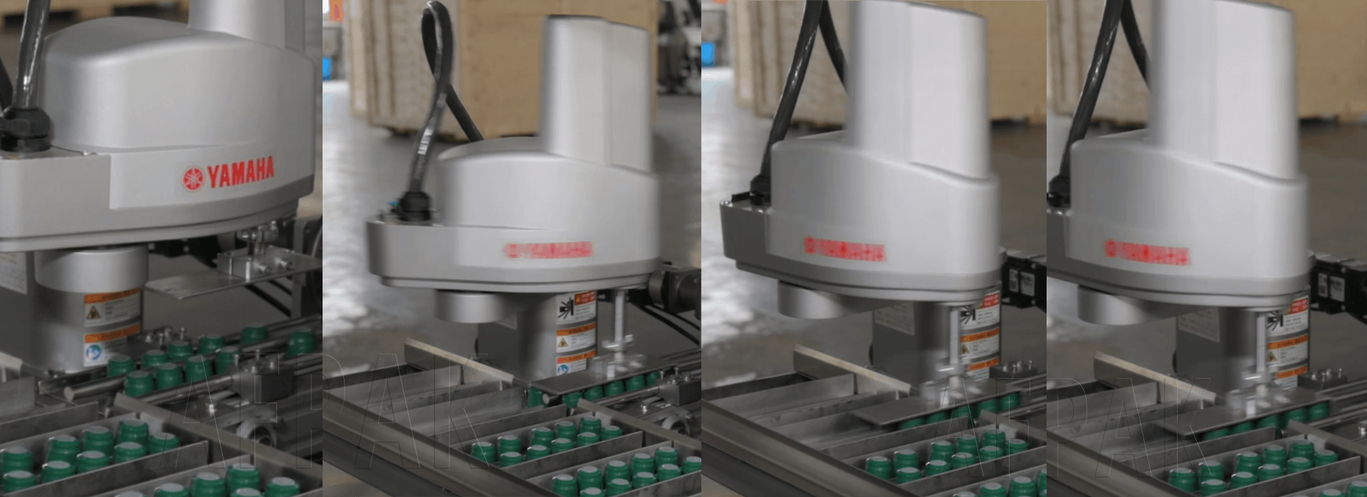 robot-hand-of-coffee-capsule-packaging-machine