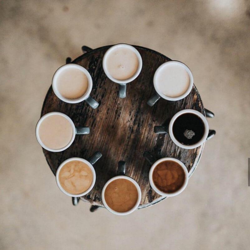 Freeze-dried coffee 14