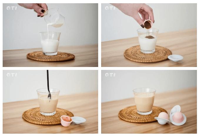 Freeze-dried coffee 7