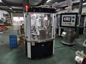 coffee capsule filling sealing machine manufacturer factory