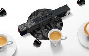Nespresso Capsules Original Line Ispirazione Ristretto Decaffeinato Italiano