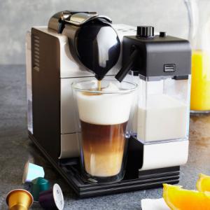 Nespresso by DéLonghi Lattissima Plus Espresso and Cappuccino Machine