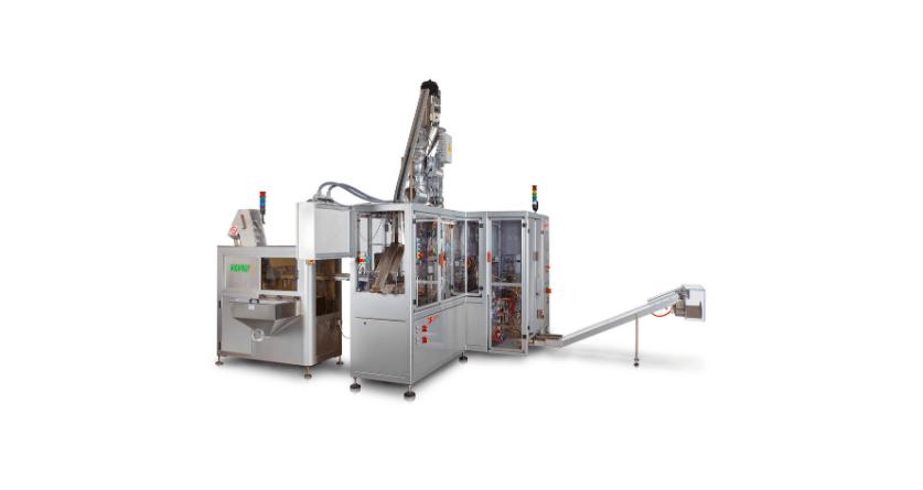 OPEM Italian coffee capsule filling sealing machine machine manufacturers