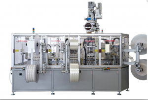 TEMES coffee capsule filling machine Italy