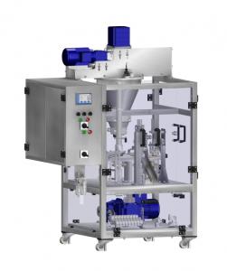 Tehnomatik coffee capsule packing machine