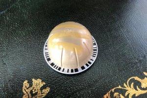 Vanilla Custard Pie nespresso capsules