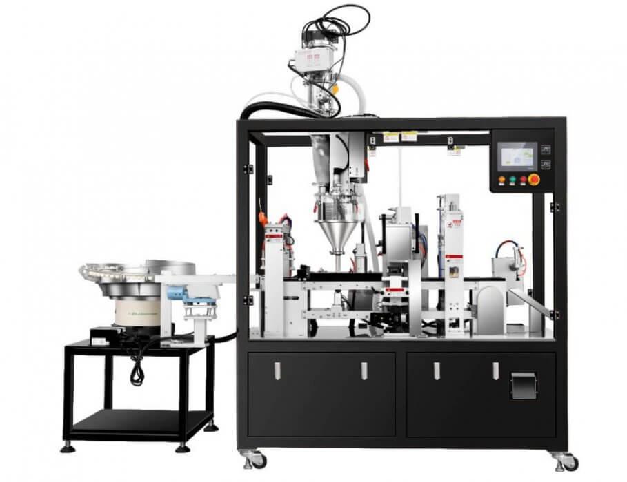 H1 Nespresso capsule filler Nespresso pod filling machine