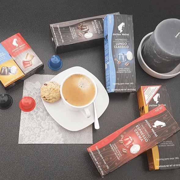 Julius Meinl coffee capsules