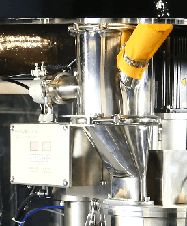 Vacuum supplier of RN1S K cup manufacturing machine