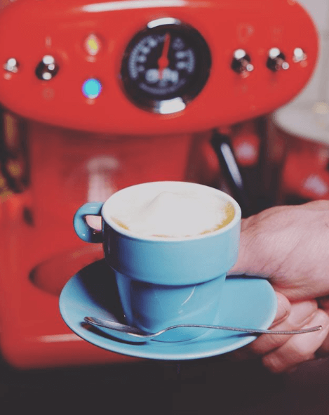 Illy amazing coffee