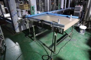 empty cans sorter and feeding system