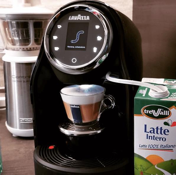 lavazza coffee capsules maker