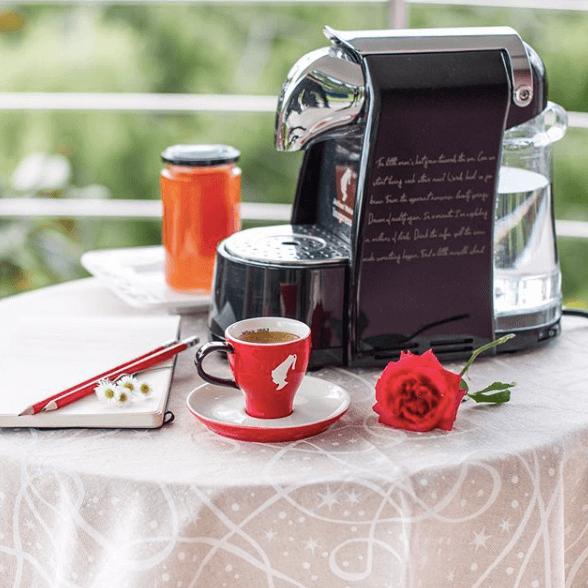 Julius Meinl coffee maker machine