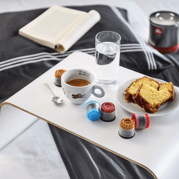 illy capsules coffee
