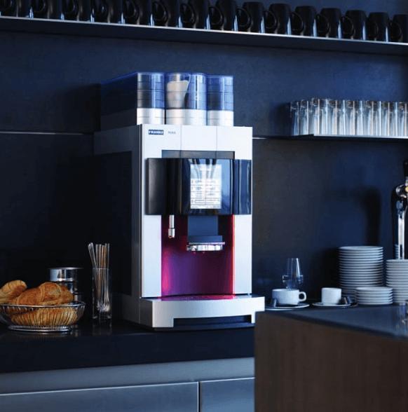 Franke Pura coffee machine
