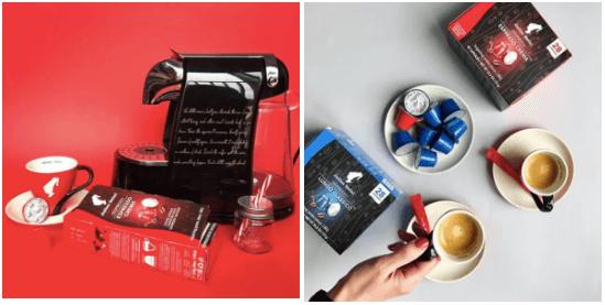 Julius Meinl coffee capsules maker