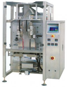 coffee beans packing machine bag system