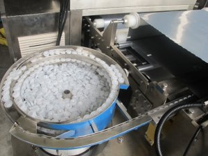 degassing valve function of coffee beans machine