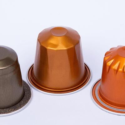 aluminum-Nespresso-capsules